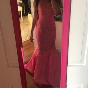 riva designs prom/pageant dress